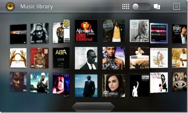 Установите Android 3.0 Honeycomb Music Player на Samsung Captivate и другие устройства Android