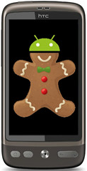 Установите Android 2.3.3 Gingerbread Custom Rom в HTC Desire