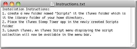 Переведите iTunes в режим сна по истечении заранее установленного времени