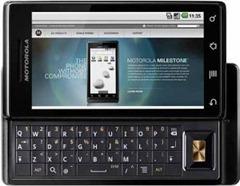 Установите MotoFrenzy Android 2.2 FroYo ROM на Motorola Milestone