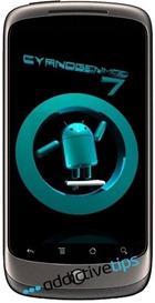 Установите финальную версию CyanogenMod 7 на Google Nexus One