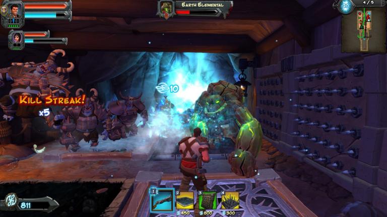 Как играть Orcs Must Die!  2 на linux