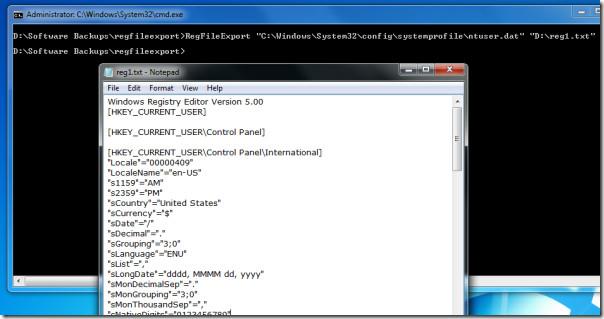Как экспортировать ключи и значения из поврежденного файла реестра Windows