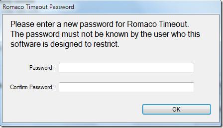Romaco Timeout — ограничение времени, которое пользователи проводят на вашем компьютере