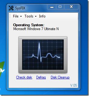 Инструмент сетевого администрирования системы Windows 7