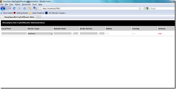 Перенаправление / перенаправление портов маршрутизатора, обход прокси-сервера через HTTP и TelNet
